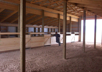 Horse Barn and Riding Arena 3