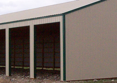 custom storage facility