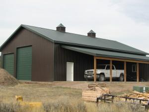 custom made garage