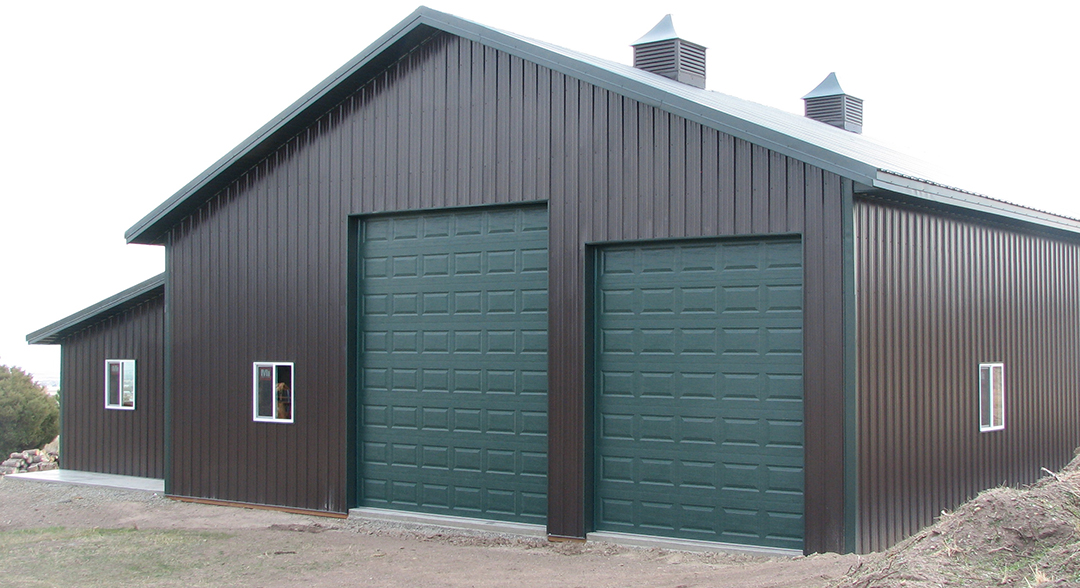 Our Design Process Allows You To Customize The Shape And Size Of Your Garage  Depending On How ...