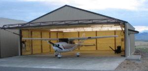 plane hanger